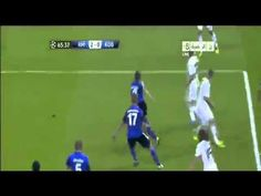 Di Maria's Rabona Assist to Cristiano Ronaldo - Real Madrid vs Copenhagen Champions League - YouTube 02-09-2013 #calcio #sport #rabona #real #madrid #video