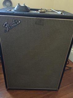 Fender Vibratone 1967