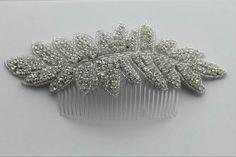 Bridal Hair Comb by Ceilidh Craft.