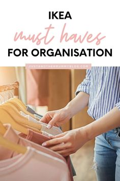 Organisation Ideas, Small Space Organization, Home Office Organization, Garage Organization, Bathroom Organization, Ikea Must Haves, Refrigerator Organization, Paper Clutter, Declutter