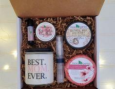 Anneler Günü hediye kutusu ayarlayıp içine parfüm krem koyabilirsiniz | Kadınca Fikir - Kadınca Fikir