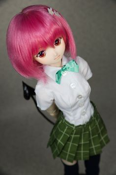 Dollypop! 『ToLOVEる-とらぶる-ダークネス』 モモ・ベリア・デビルーク キャラクタードール(集英社刊) Momo Belia Deviluke  Dollypop!48素体 Dollypop! DP01 head http://www.eonet.ne.jp/~dollypop/images/2015_06_02momo_chara_doll/2015_06_02momo_chara_doll.html#momo_chara_doll
