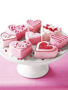 20 Heart-Shaped Dessert Recipes from Woman's Day