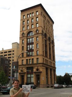 Dun Building by E.B. Green and William S. Wicks- Buffalo, NY