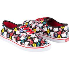VANS x Hello Kitty Authentic Lo Pro Girls Shoes