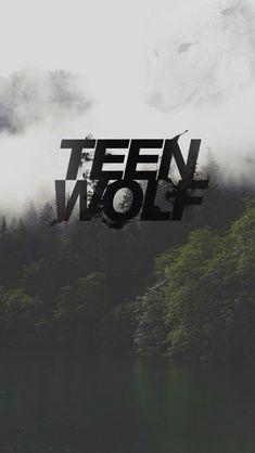 Teen wolf Self-made wallpaper #teenwolf #wallpaper #background #wolf by: ~Amy Schmitz