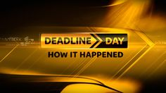 Transfer Deadline Day: How it happened on Sky Sports News HQ...: Transfer Deadline Day: How it happened on Sky… #deadlineday #TransferNews