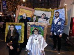 Disfraz de El grito de Munch en Decoración, Concurso