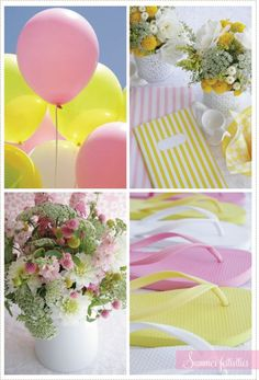 Pink Lemonade via A Creative Mint