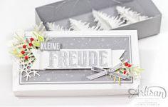 stempel einfach ★ Stampin Up Blog aus Köln Bonn ★: Wie ein Weihnachtslied...