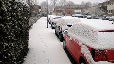 Momentaufnahme: Winter in Münster ist zurück... (04.02.2018)