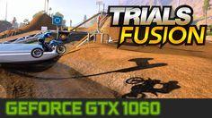 Trials Fusion - GTX 1060 3GB - FX 6300 - Benchmark