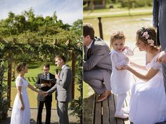 Casamento Rústico/Vintage em Santa Catarina – Fran