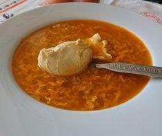 karácsonyi menü   Mindmegette.hu Frankfurt, Thai Red Curry, Soup, Ethnic Recipes, Soups