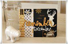 December daily 2015 Vavie pour Variations Créatives