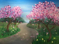 Walk in the Park Paint And Sip, Paintings, Park, Paint, Painting Art, Painting, Parks, Draw, Drawings