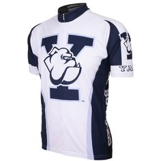 Ncaa Men s Adrenaline Promotions Yale Cycling Jersey-X-Large 7efcdfe9d