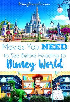 Also a character reference list! Check out this list of need to watch Disney movies and where those movies appear around Walt Disney World! Disney World Secrets, Disney World Rides, Disney World Characters, Disney World Hotels, Disney World Food, Disney World Florida, Disney World Parks, Disney World Planning, Walt Disney World Vacations