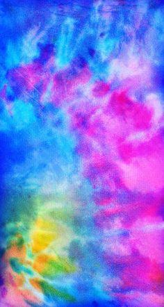 ➳➳➳☮American Hippie Art - Tie Dye Wallpaper