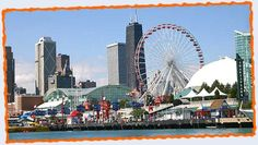 Navy Pier - Chicago, nice place to visit!