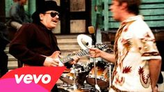 Santana Feat. Rob Thomas - Smooth.  Sexy song - great Salsa song too.