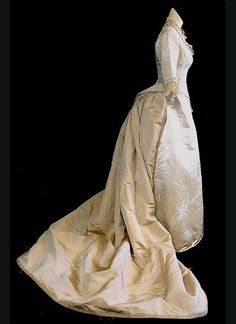 1000 images about 16th thru 21st century wedding dresses for 19th century wedding dresses