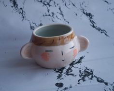 Baby ceramic Cup by wimpi on Etsy, $35.00