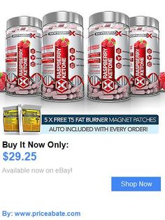 Weight Loss: X4 100% Pure Raspberry Ketones - Strongest Slimming / Diet And Weight Loss Pills BUY IT NOW ONLY: $29.25 #priceabateWeightLoss OR #priceabate
