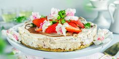 Pudding Desserts, Baked Goods, Camembert Cheese, Nom Nom, Sweet Tooth, Cheesecake, Food And Drink, Baking, Sweet Stuff