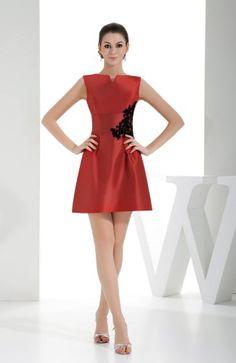 0499a70aa6f Hawaiian A-line Jewel Short Appliques Homecoming Dress Colored Wedding  Dresses