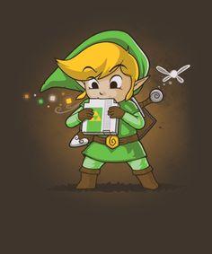 Link conoce el truco para el cartucho de la Ness   http://frikinianos.es/el-cartucho-del-tiempo/  #legendofzelda #link #cartucho #nes #nintendo