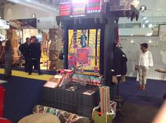 The Kraal Gallery at the Design Indaba 2013 Times Square, African, Gallery, Design, Roof Rack