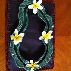 My beautiful Lei vase!