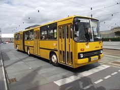 Bus 335 Ikarus 280.02 Karl-Marx-Stadt / Chemnitz