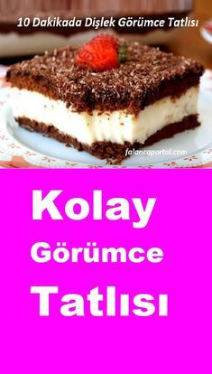 Toothy Görüm Dessert in 10 Minuten - Yummy Snacks, Snack Recipes, Dessert Recipes, Desserts, Cauliflower Cheese Bake, Homemade Sauerkraut, Icebox Cake, Great Appetizers, Fermented Foods