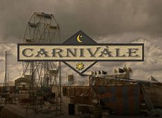 HBO's CARNIVALE In love with 1st season... 2nd season fatally wounded by cancellation. Amazing wardrobe, locations and characters.