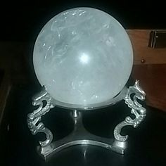 Quartz Crystal Spher