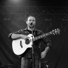 A conversation with Dave Matthews would be a conversation of a lifetime, I think.