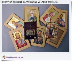 ikony polskie złocone