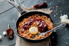 Savory Sundays: Macedonian Style Baked Beans {Tavce Gravce}