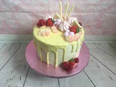 Sunflower Patisserie - Layer and Drip Cakes