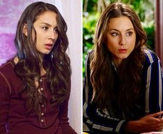 Spencer from season 1 to 6