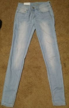 5b5fb3fc05d Rue 21 Mid Rise Jegging Juniors Size 0  fashion  clothing  shoes   accessories
