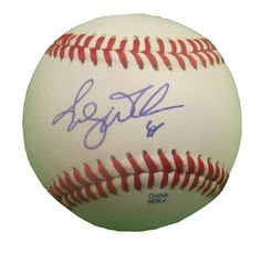 Chicago Cubs Randy Wells signed Rawlings ROLB leather baseball w/ proof photo. Proof photo of Randy signing will be included with your purchase along with a COA issued from Southwestconnection-Memorabilia, guaranteeing the item to pass authentication services from PSA/DNA or JSA. Free USPS shipping. www.AutographedwithProof.com is your one stop for autographed collectibles from Chicago sports teams. Check back with us often, as we are always obtaining new items.