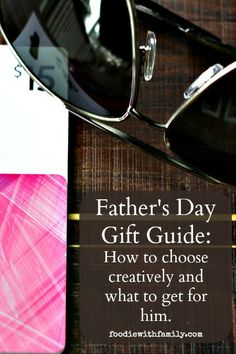 Father's Day Gift Buying Guide. How to choose creatively and what to choose for the Dad in your life. - #tackytiebribes #bh #ad @JCPenney