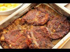Polish Recipes, Polish Food, Meatloaf, Cake Recipes, Salsa, Steak, Grilling, Pork, Food And Drink