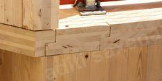 timber column clt floor - Google Search