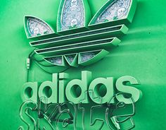 """Check out new work on my @Behance portfolio: """"Adidas Skate Neon"""" http://on.be.net/1HGm2yL"""