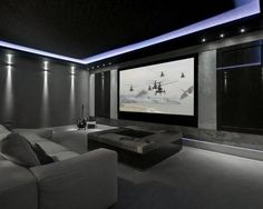 Home Theater Design Ideas, Pictures, Remodel And Decor Part 55