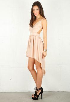 Emerson Thorpe Rise & Fall Hemline Dress #want